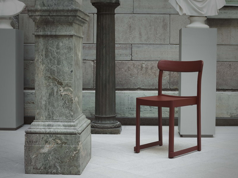 4.  ARTEK :  Atelier Chair