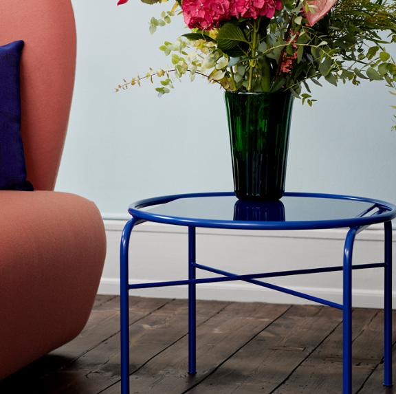 1.  WARM NORDIC ,  Secant coffee table  by Sara Wright Polmar