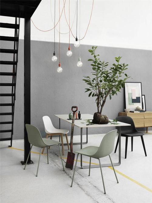3.  MUUTO,   Fiber side chair  by Iskos-Berlin