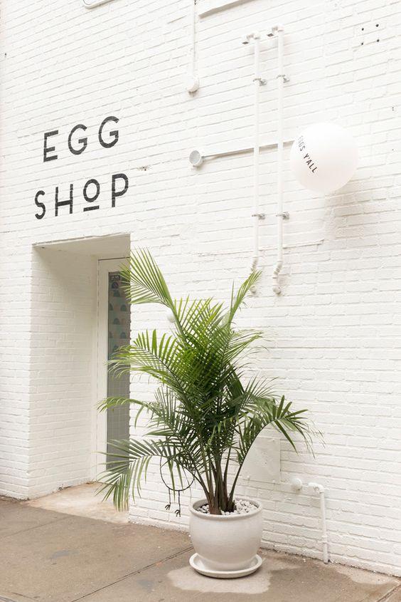 Poke studio, notranje oblikovanje, interior design, barvna zgodba, color topic, coconut milk