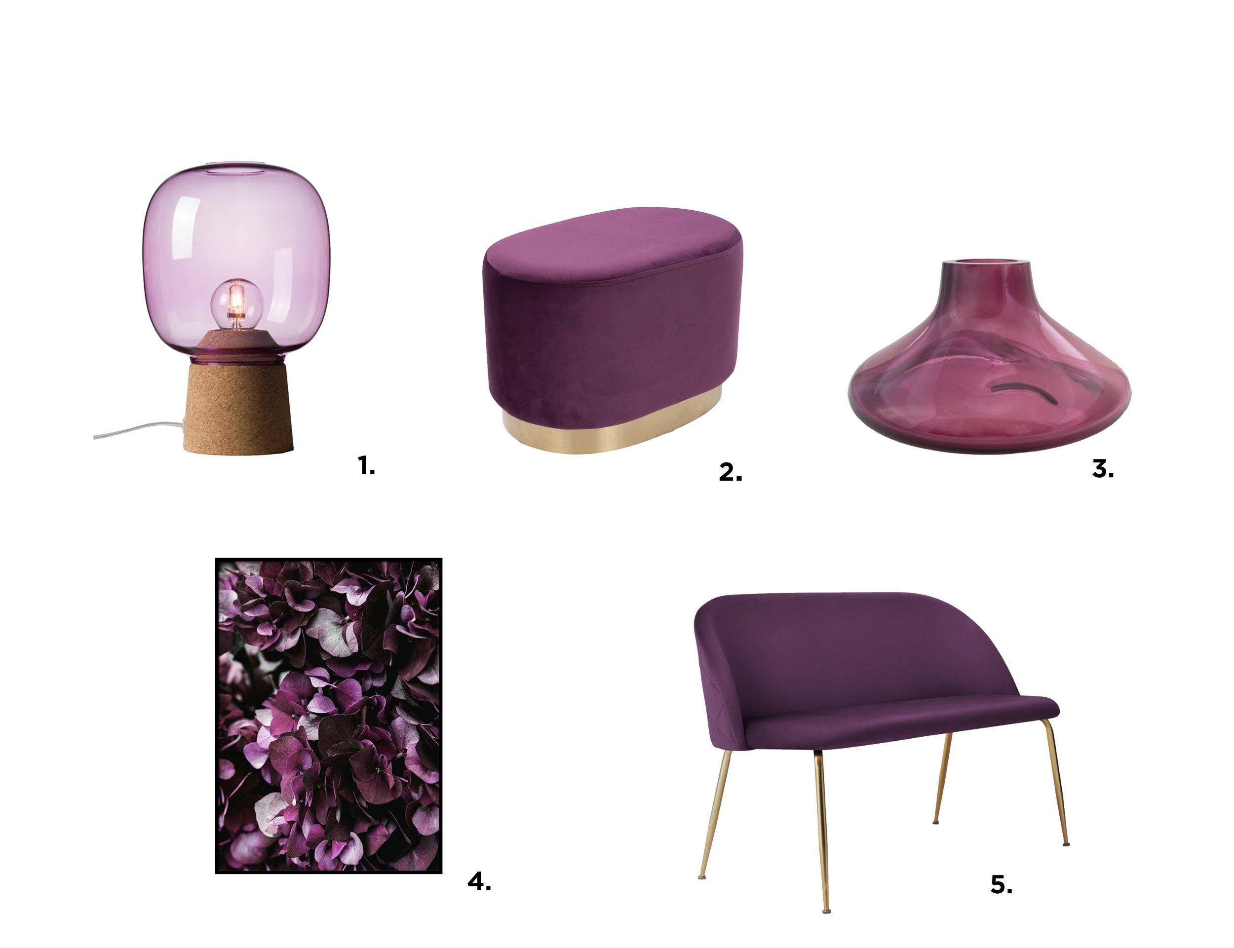 Poke studio, notranje oblikovanje, interior design, top 5, sweet grape