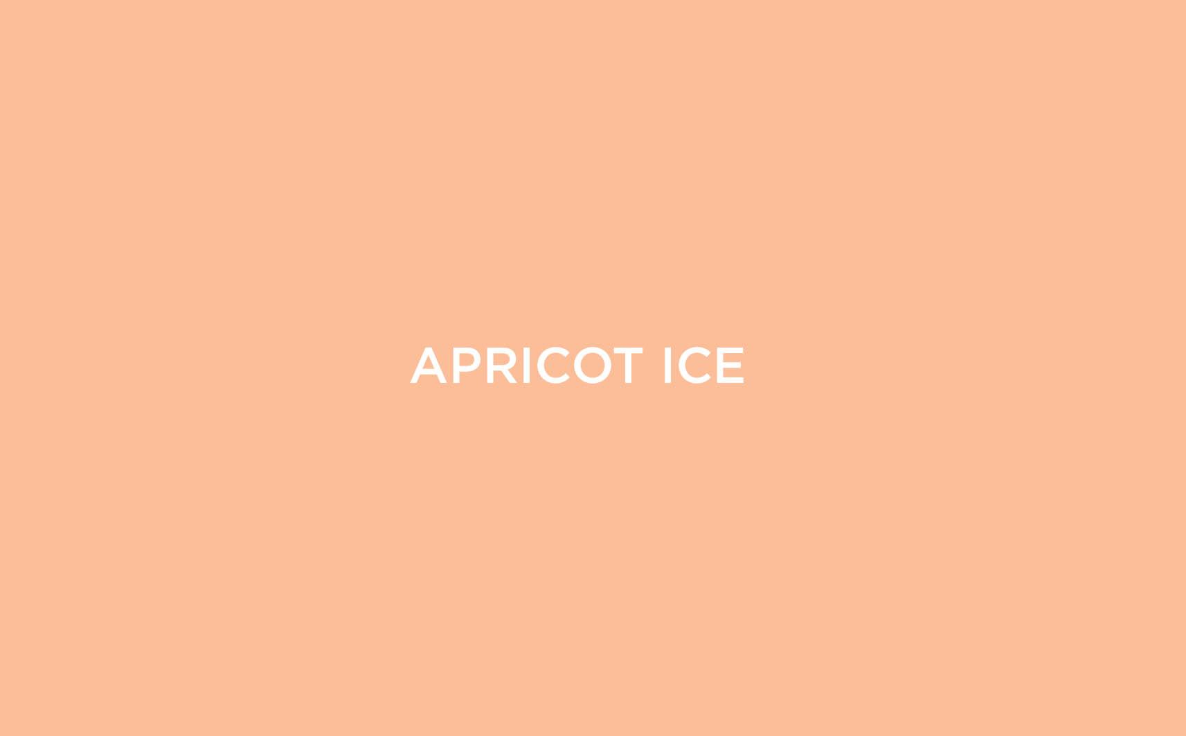 Poke studio, notranje oblikovanje, interior design, apricot ice