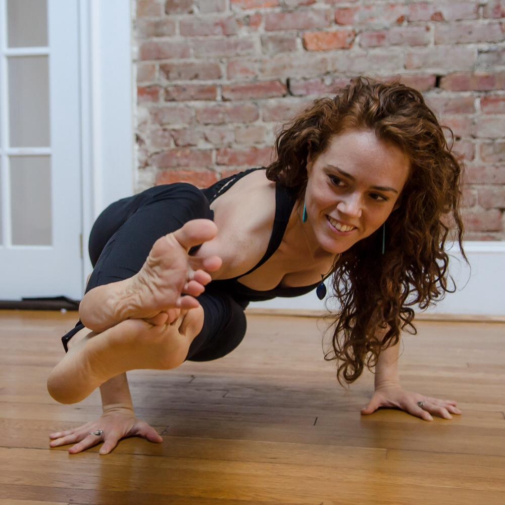 Dr. Ariele Foster. Founder of  yogaanatomyacademy.com  and   sacredsourceyoga.com