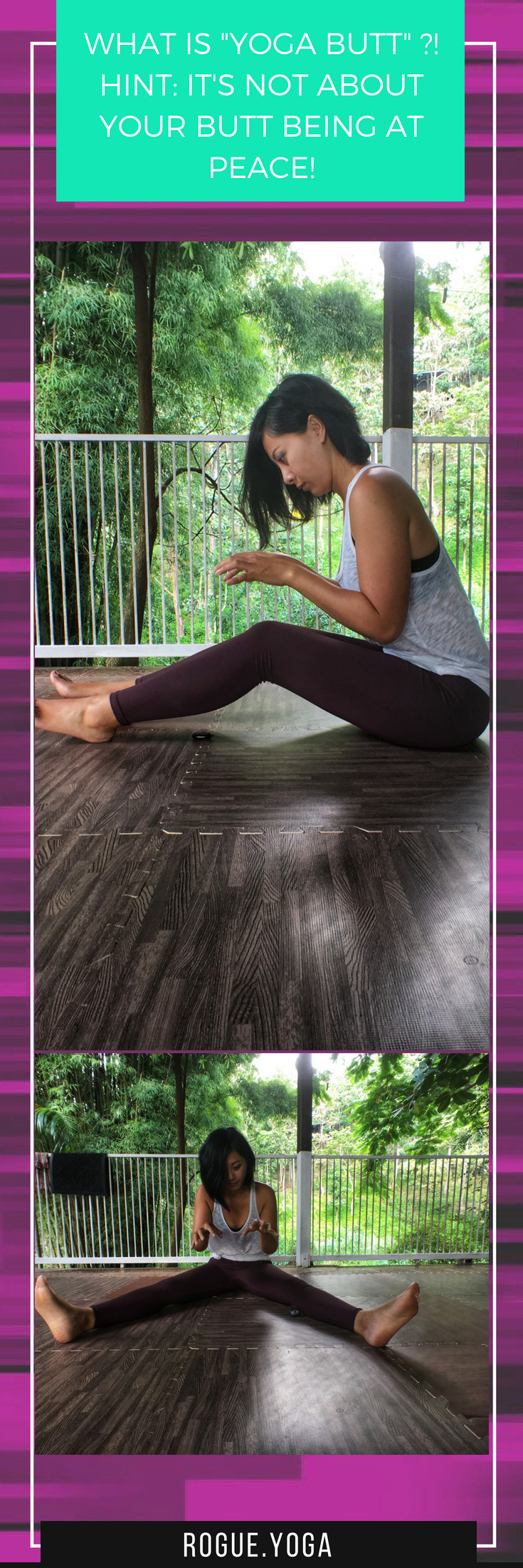 Follow Me on Pinterest  Pin this content to keep your yoga sustainable!