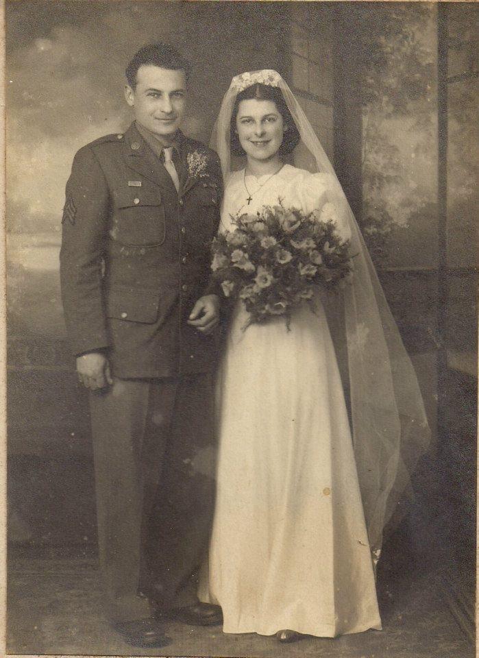 Anderson Eugene Moore & Sheila Valerie Mumford Wedding