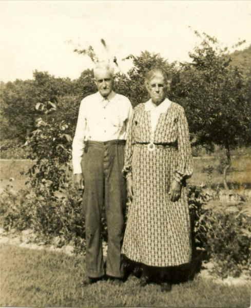 Abraham Lincoln Moore & Rebecca Mullins