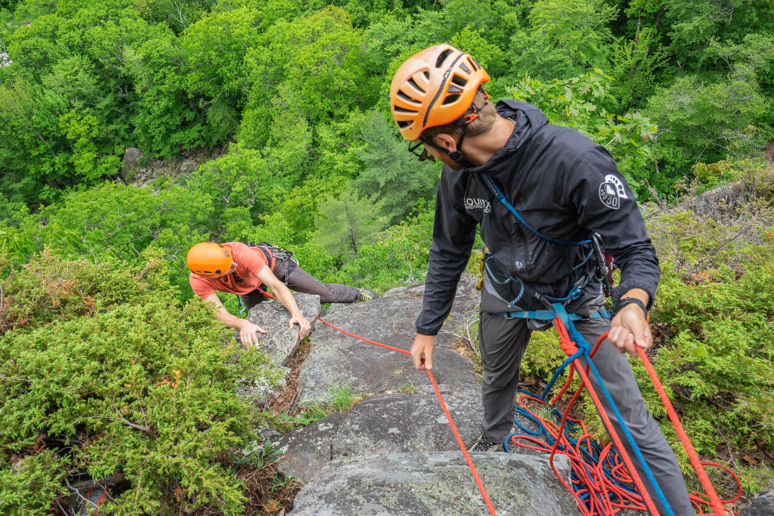 Camden Climbing