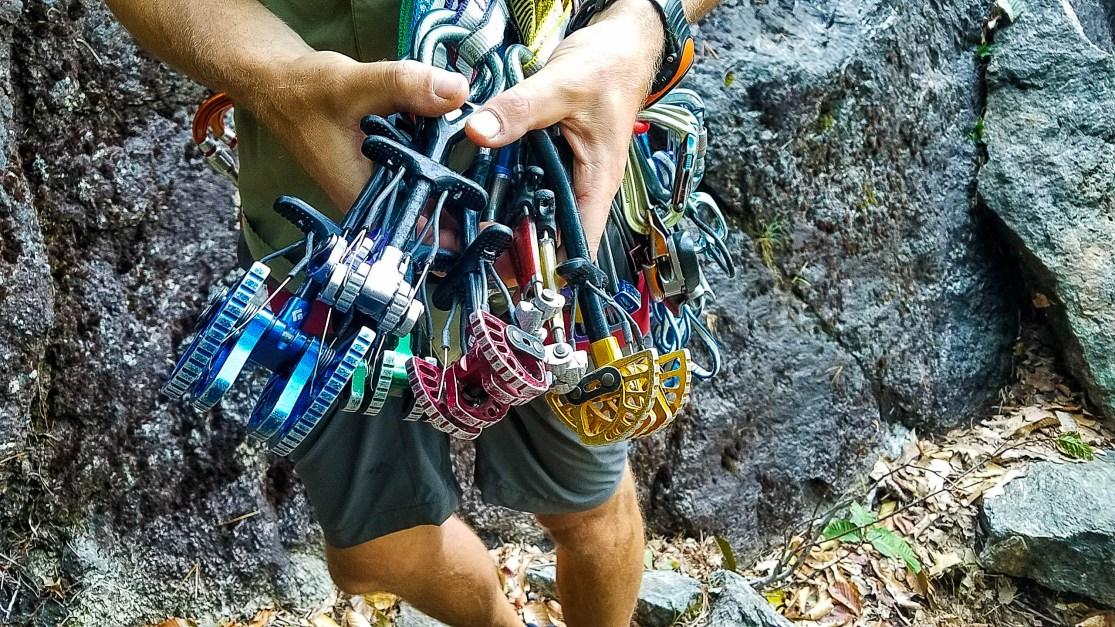 EVERYTHING Maine Rock Climbing