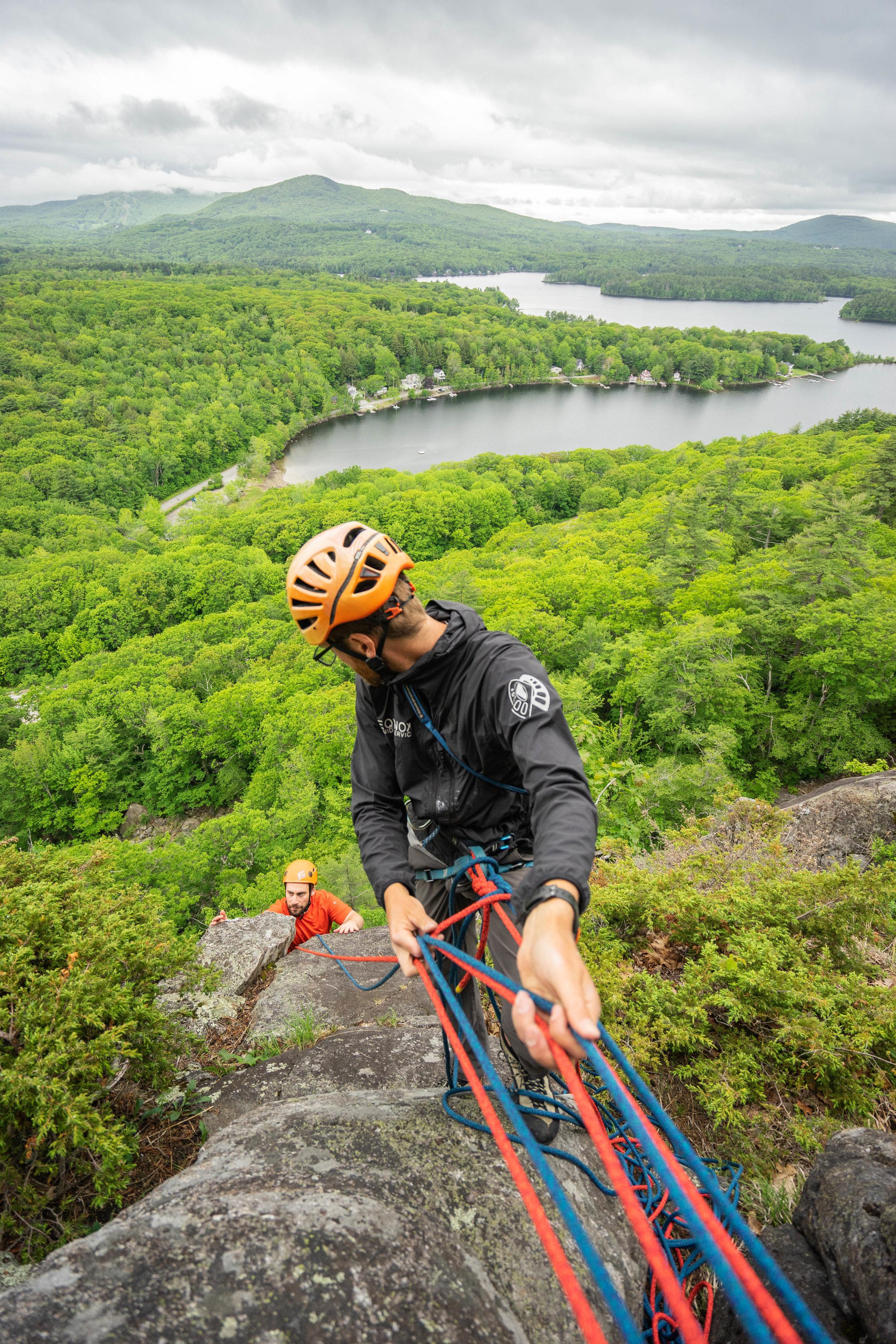 Rock climbing Camden