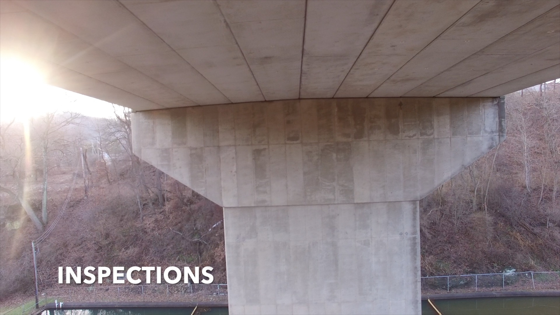 Infrastructure Inspection Using Drones