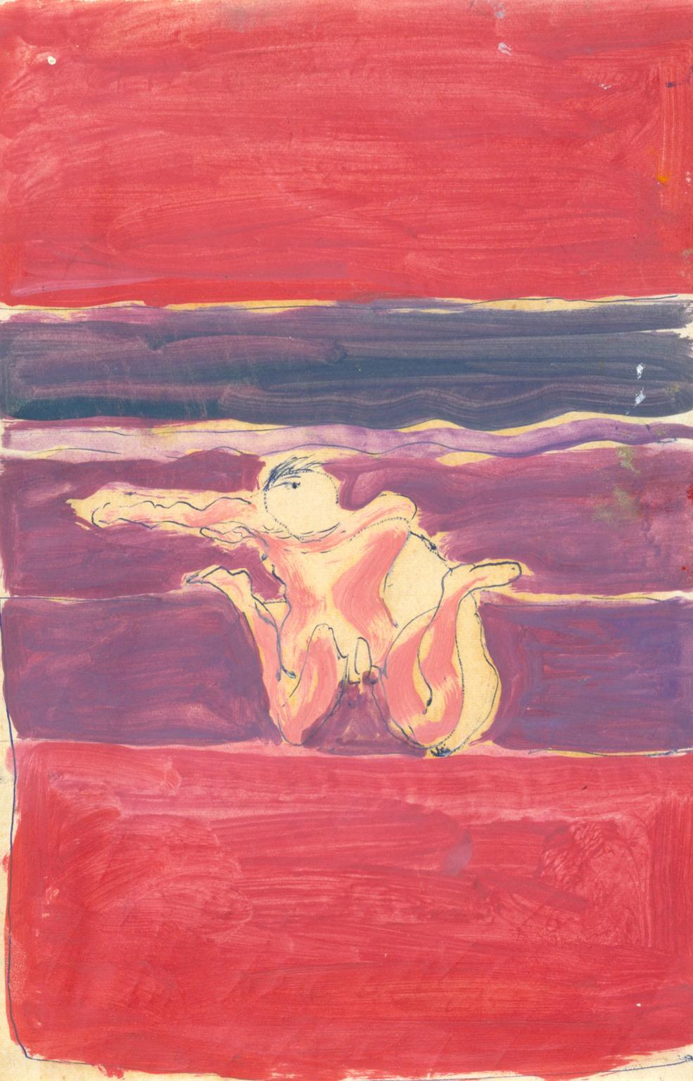 reclining figure, No.1 - francis bacon 1961.jpg