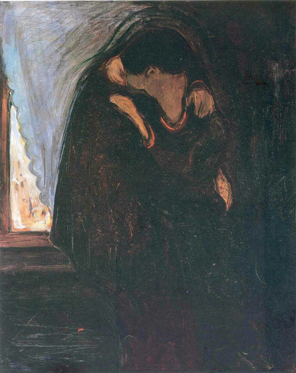 Edvard Munch, Kiss (1897).jpg