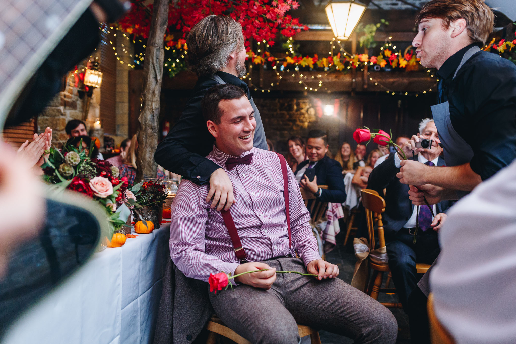 Cubley Hall Wedding Photographer Penistone Autumnal Wedding by Andy Matheson Photography_101.jpg
