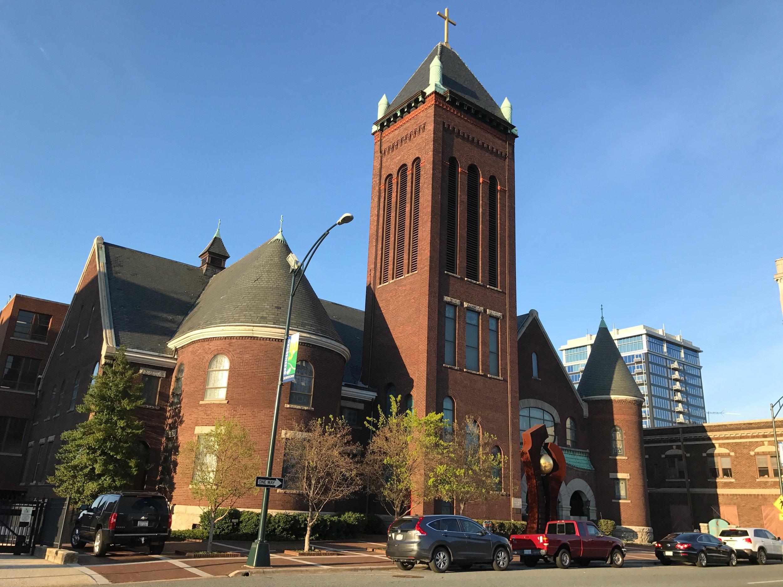 West Market Church - A United Methodist Congregation302 West Market St. | Greensboro, NC 27401 | 336-275-4587