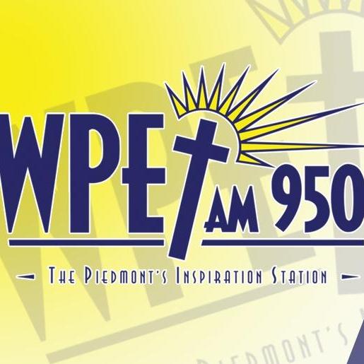 11:00 am service can be heard onWPETam 950 -