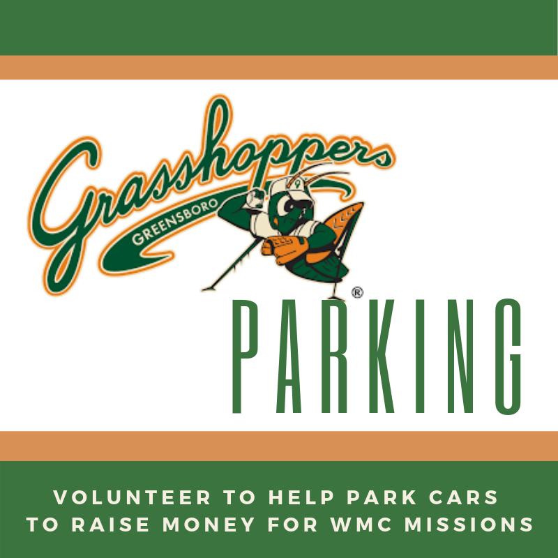 Grasshopper Parking for Outreach Missions