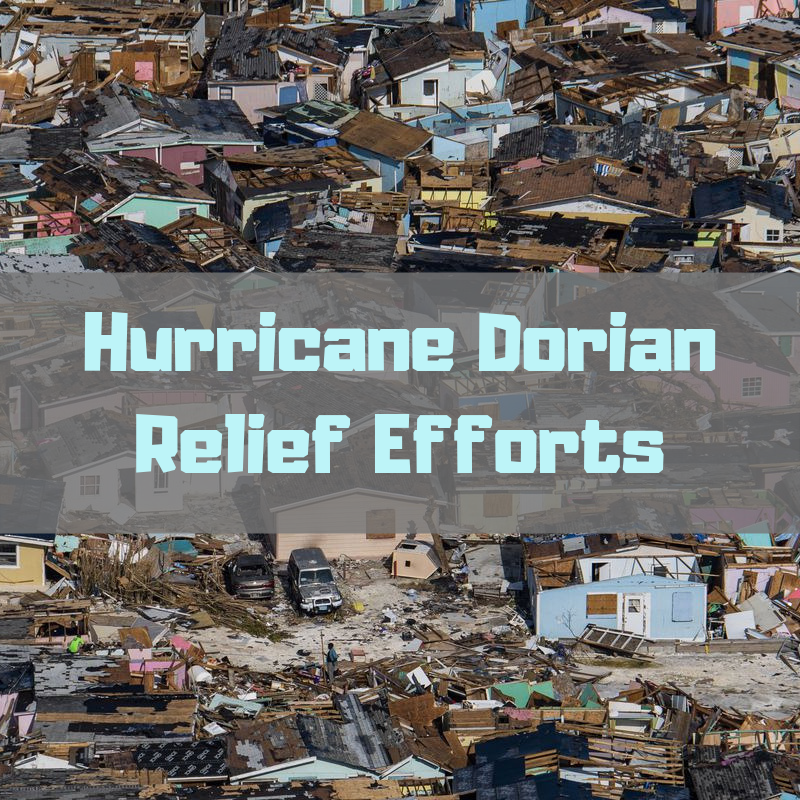 Hurricane Dorian Response and Relief