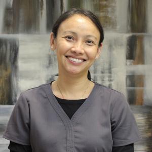 Marcie - Dental Hygienist