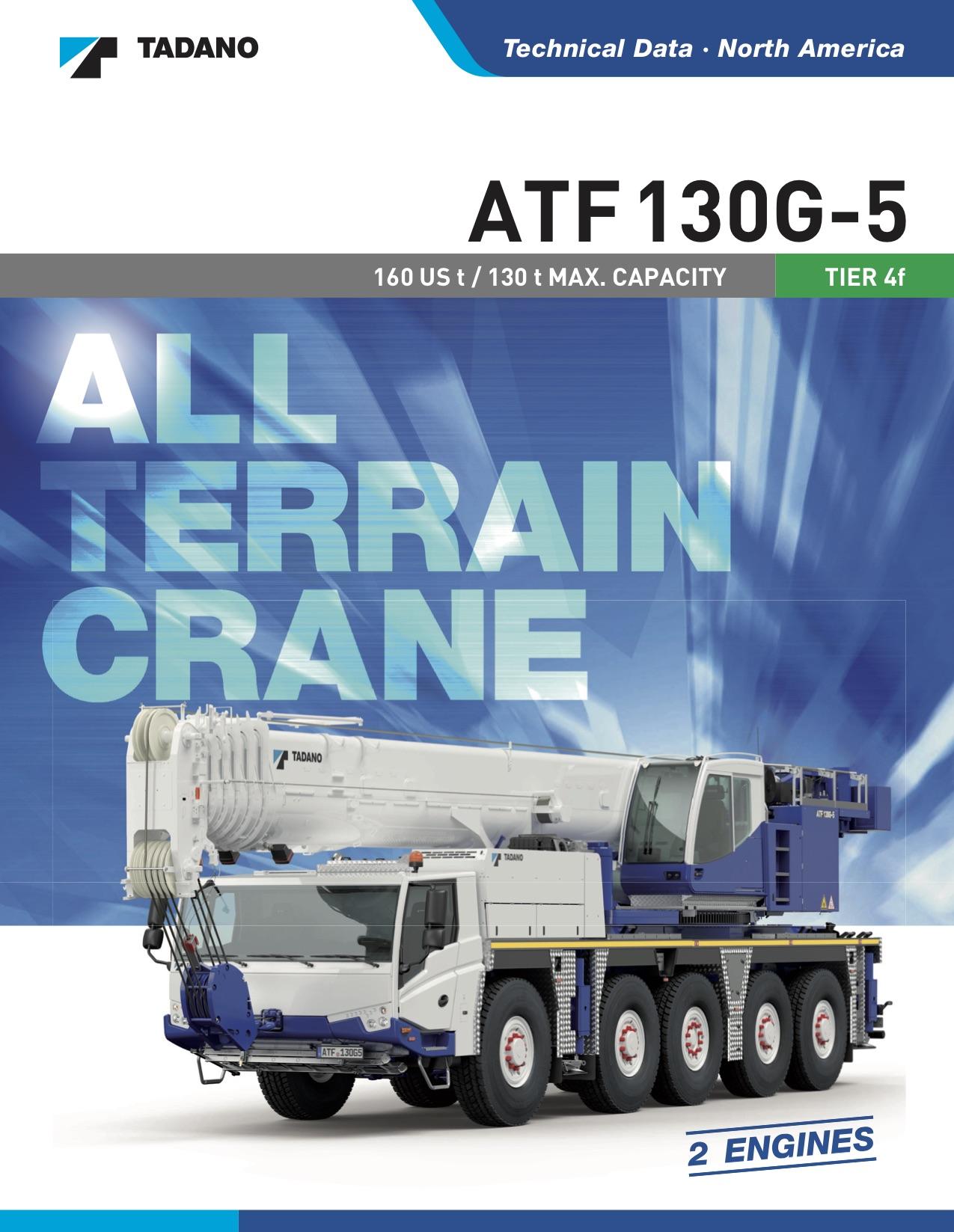 Crane Rental Brochures — Texas Crane Services   24/7 Crane Rentals