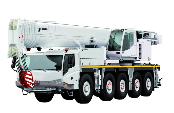 The Tadano ATF130G-5 Is the Newest Addition To Our Rental Fleet! - Give Us A Call Today!