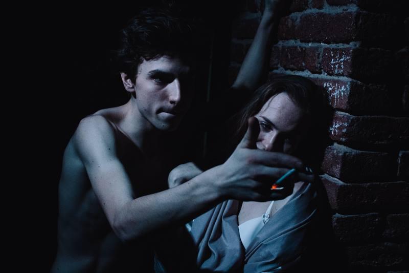 OLDstars Theatre - Olga Muchina: Olympia (directed by Petr Smyczek) -Larisa