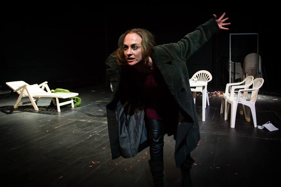 Divadlo Disk Theatre - Anton Chekhov: Seagull (directed by Ivan Krejčí)- Nina Zarechnaya