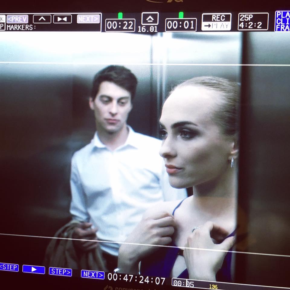 Imitation (directed by Sasha Stelchenko) - Lead / Aljona, 2016, Film