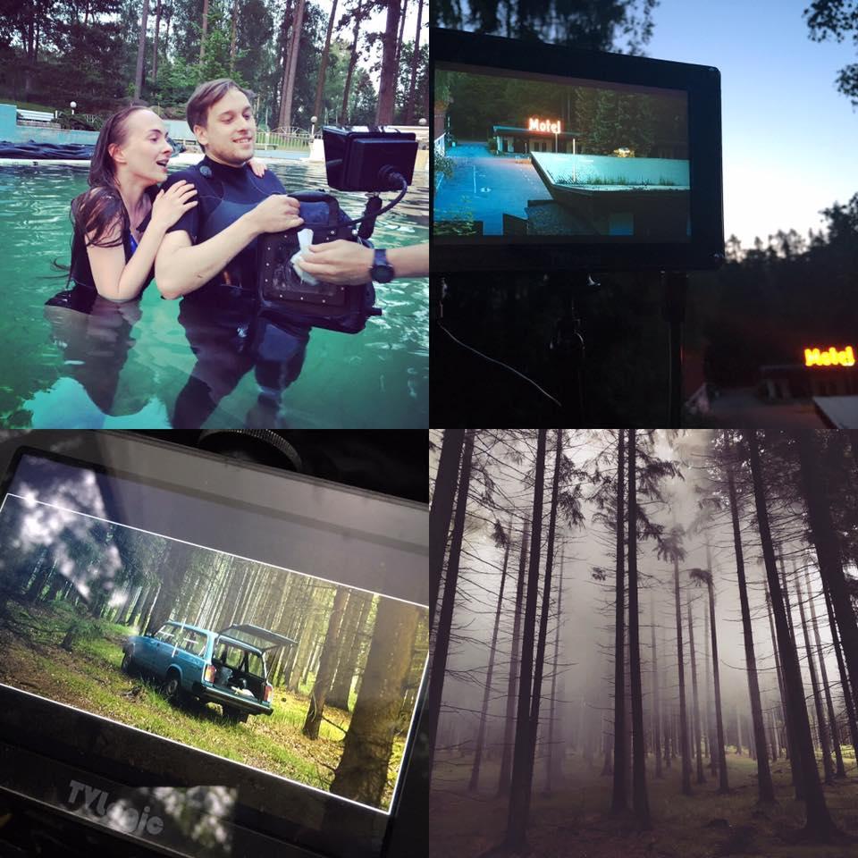 Atlantis (directed by Michal Blaško) - Lead / Denisija, 2017, Film