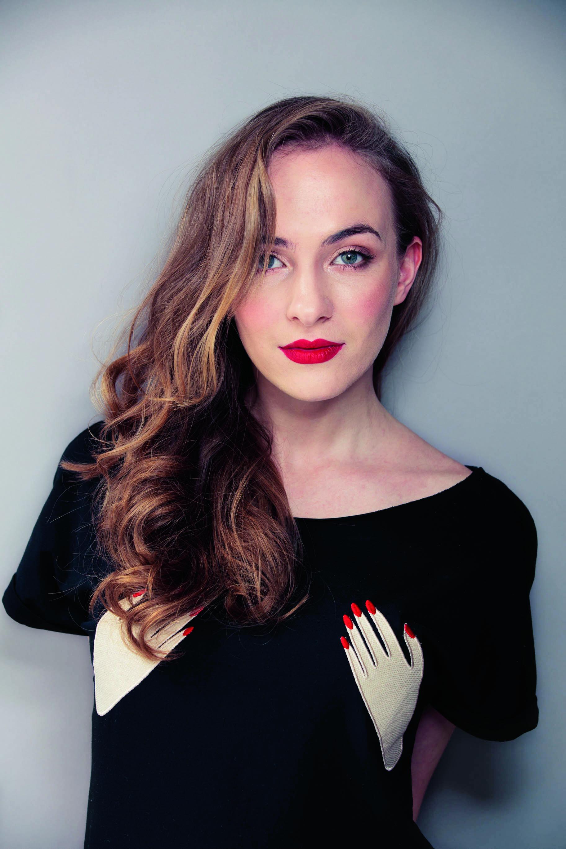 Elizaveta Maximová for Marianne Magazine, 2018