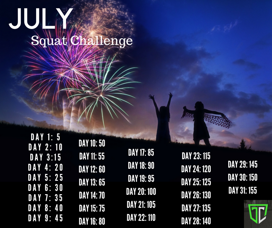July 2019 Challenge — Temple Challenge