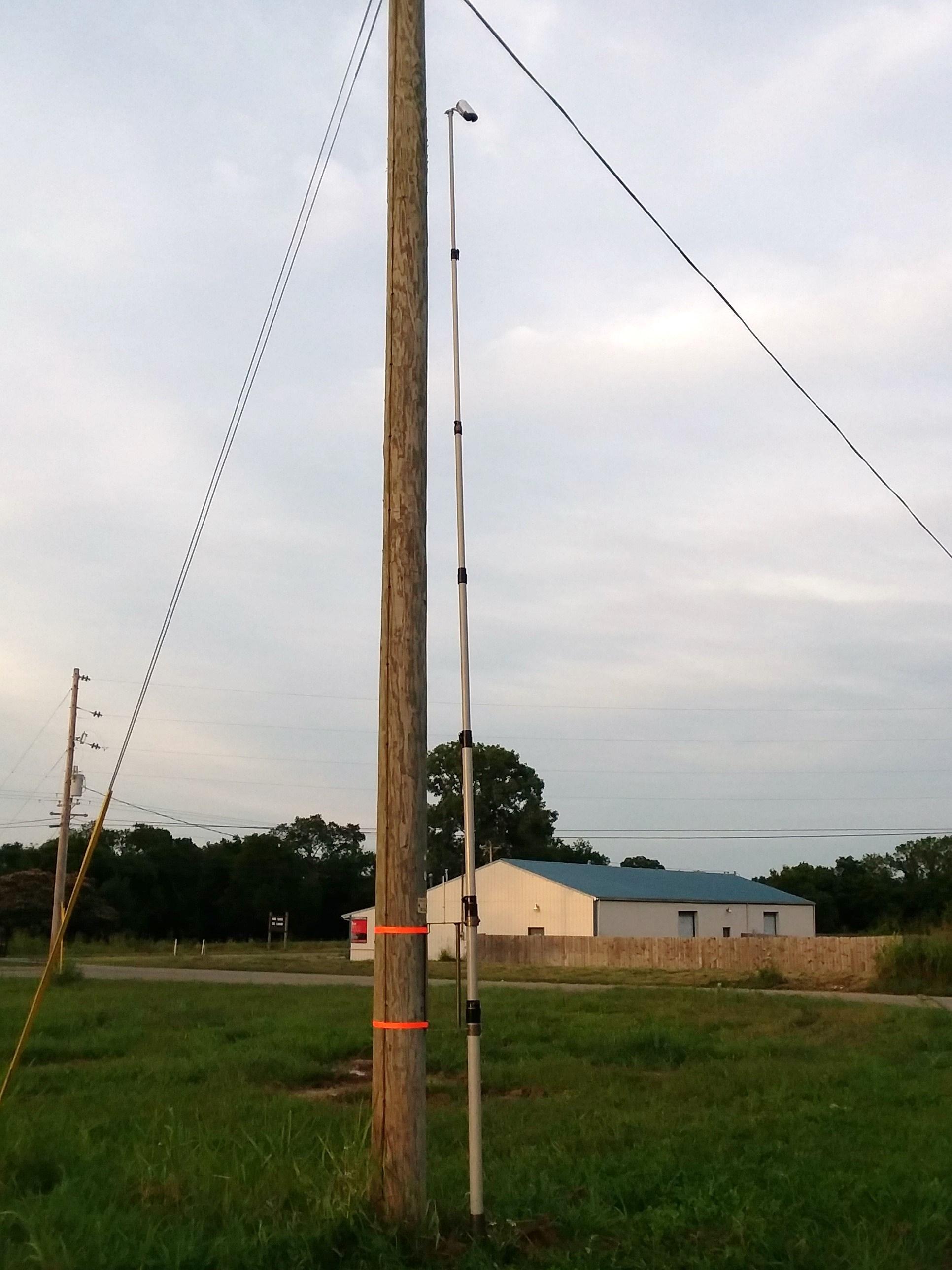 Pole Mount