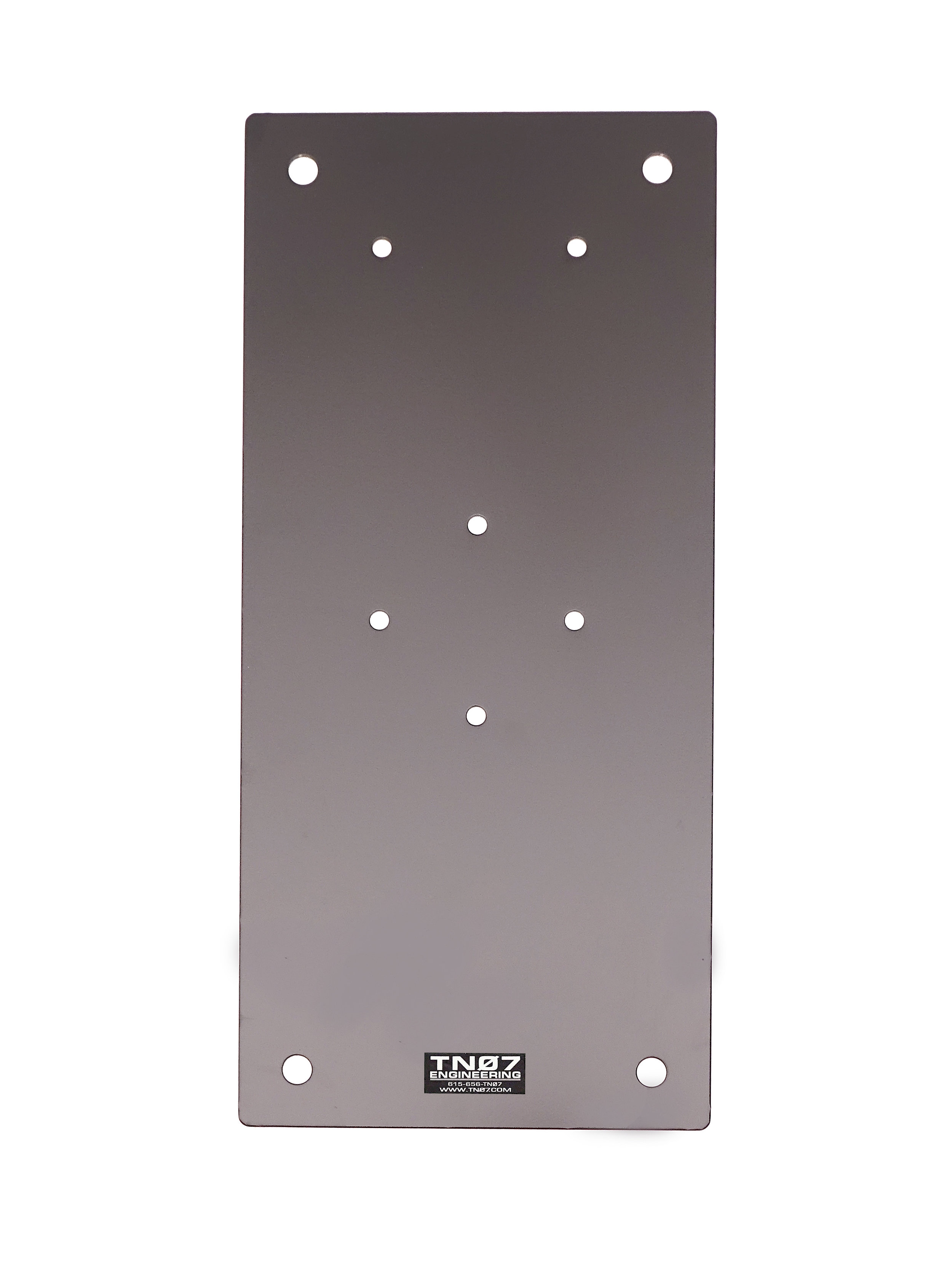 """Drive On/Ground Mount Plate-10""""x22"""""""