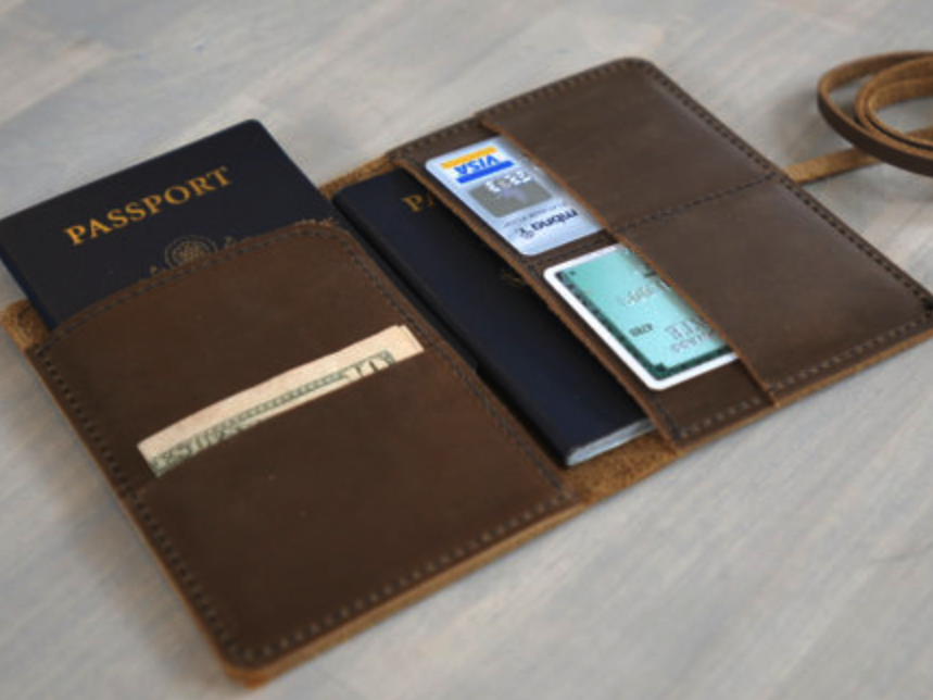 UPGRADE THAT GEORGE COSTANZA WALLET TO ONE OF THESE!