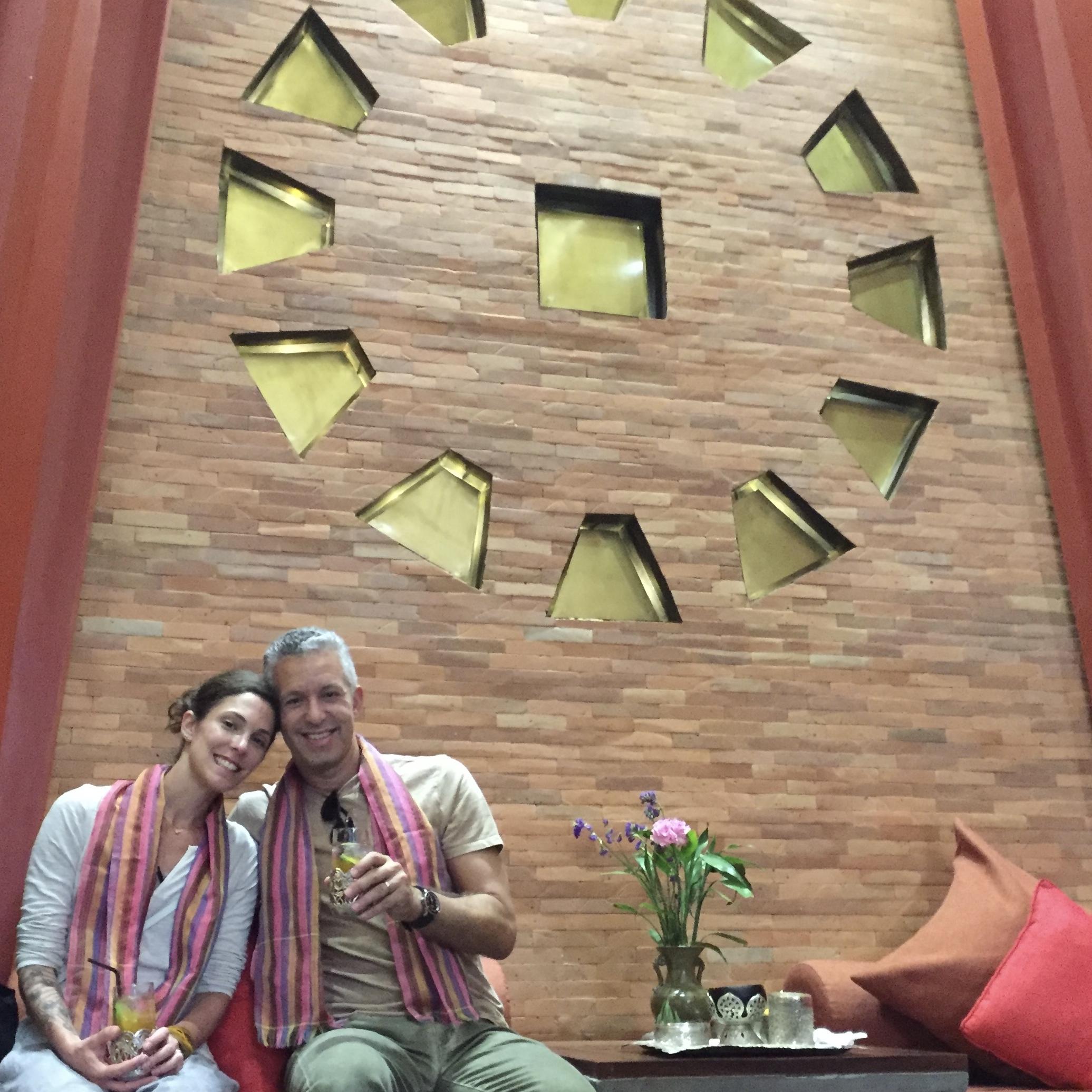 Golden Temple Residence lobby