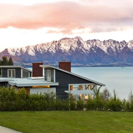 Matakauri Lodge, Queenstown NZ