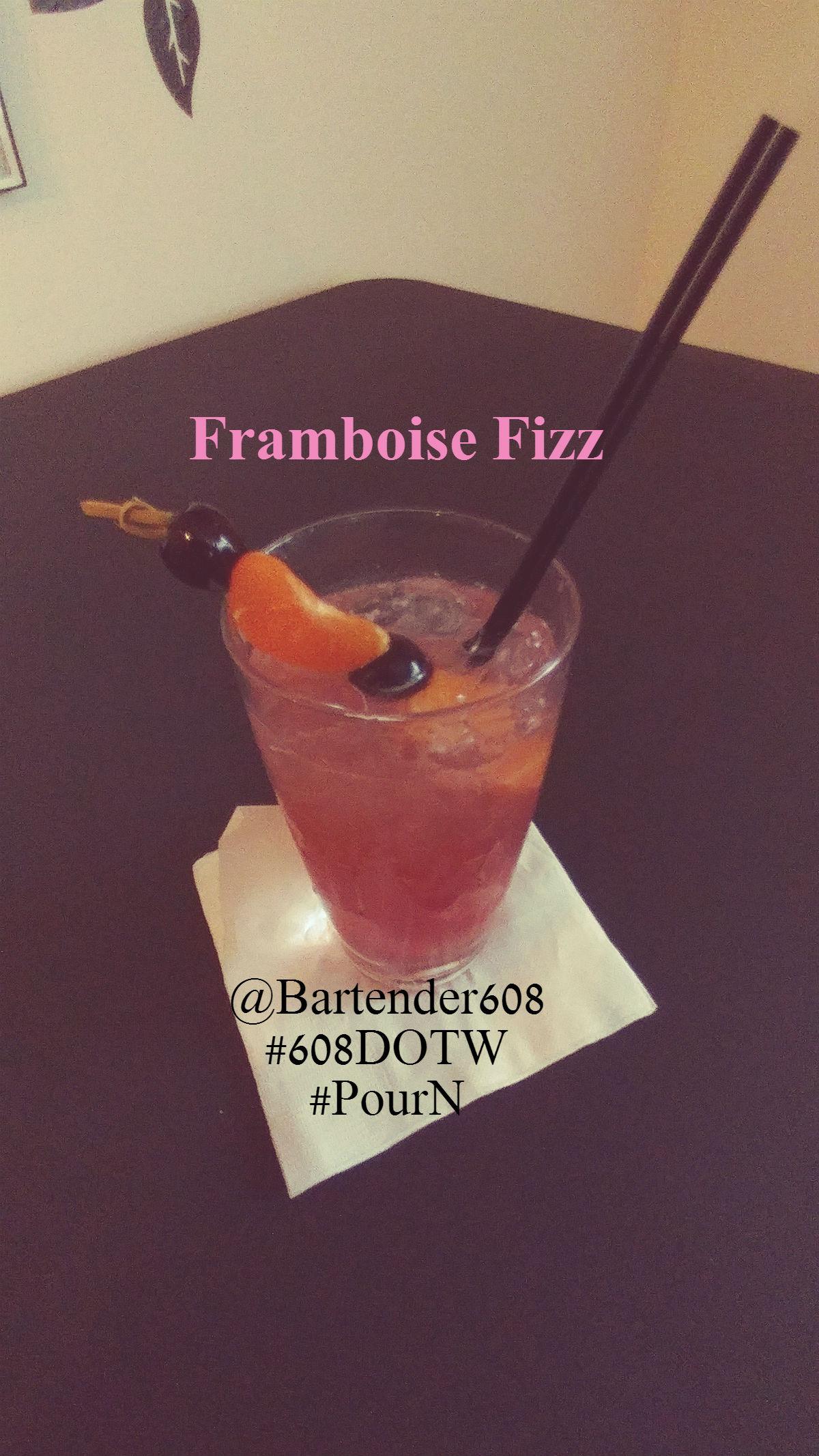 Framboise Fizz