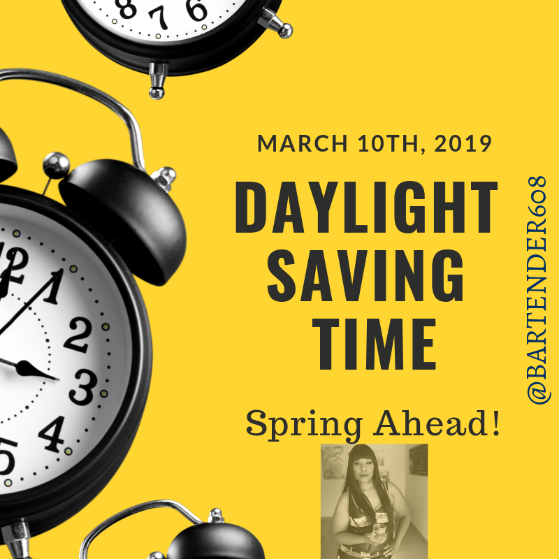 Daylight Saving Time; Spring Ahead