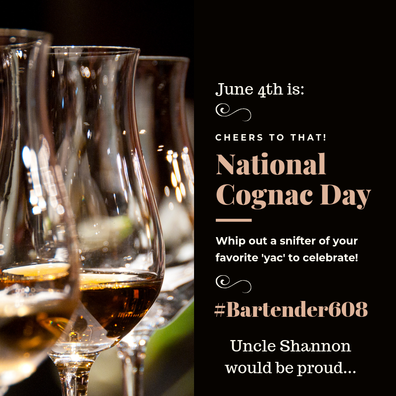 National Cognac Day