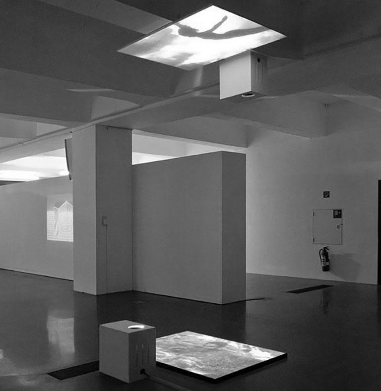 Ikarus installation, Ostwall Museum, Dortmund