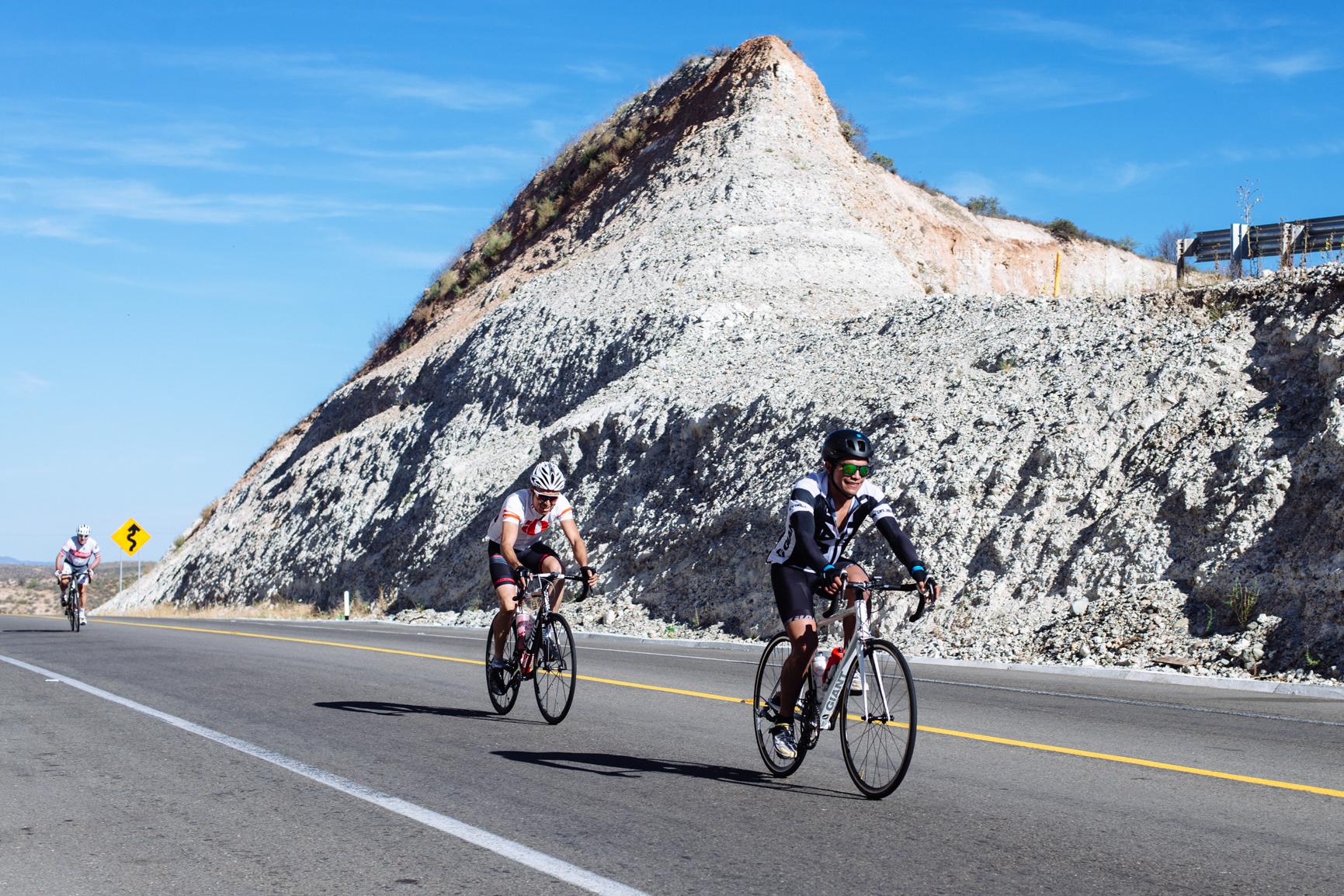 Baja Bike Race
