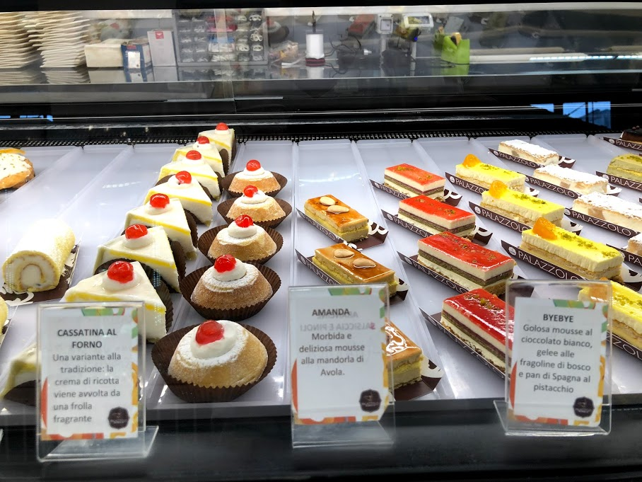 Some of the countless delicacies found on this summer's journey to FICO in Bologna.