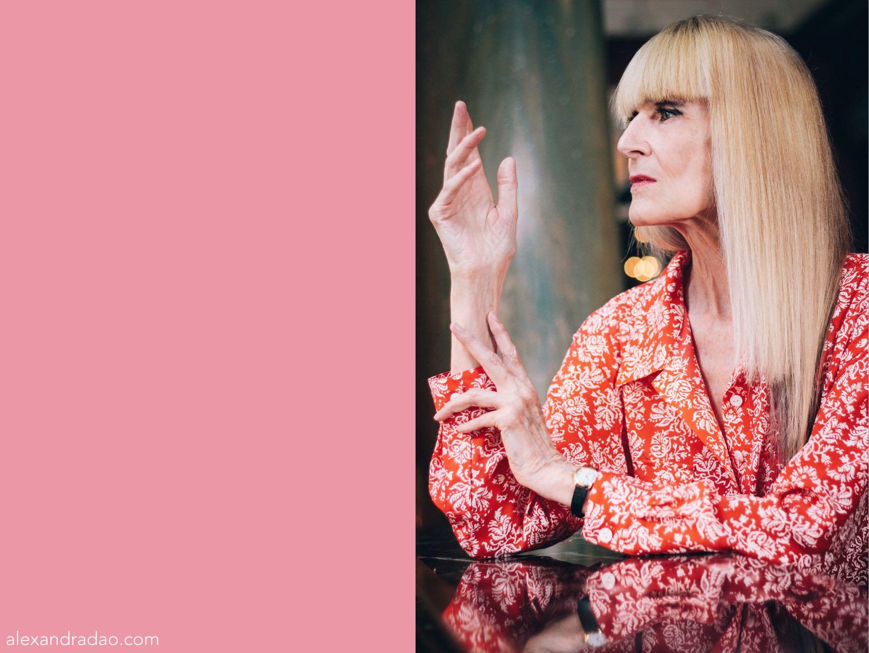 Caroline Coon, artist // The Great Offender