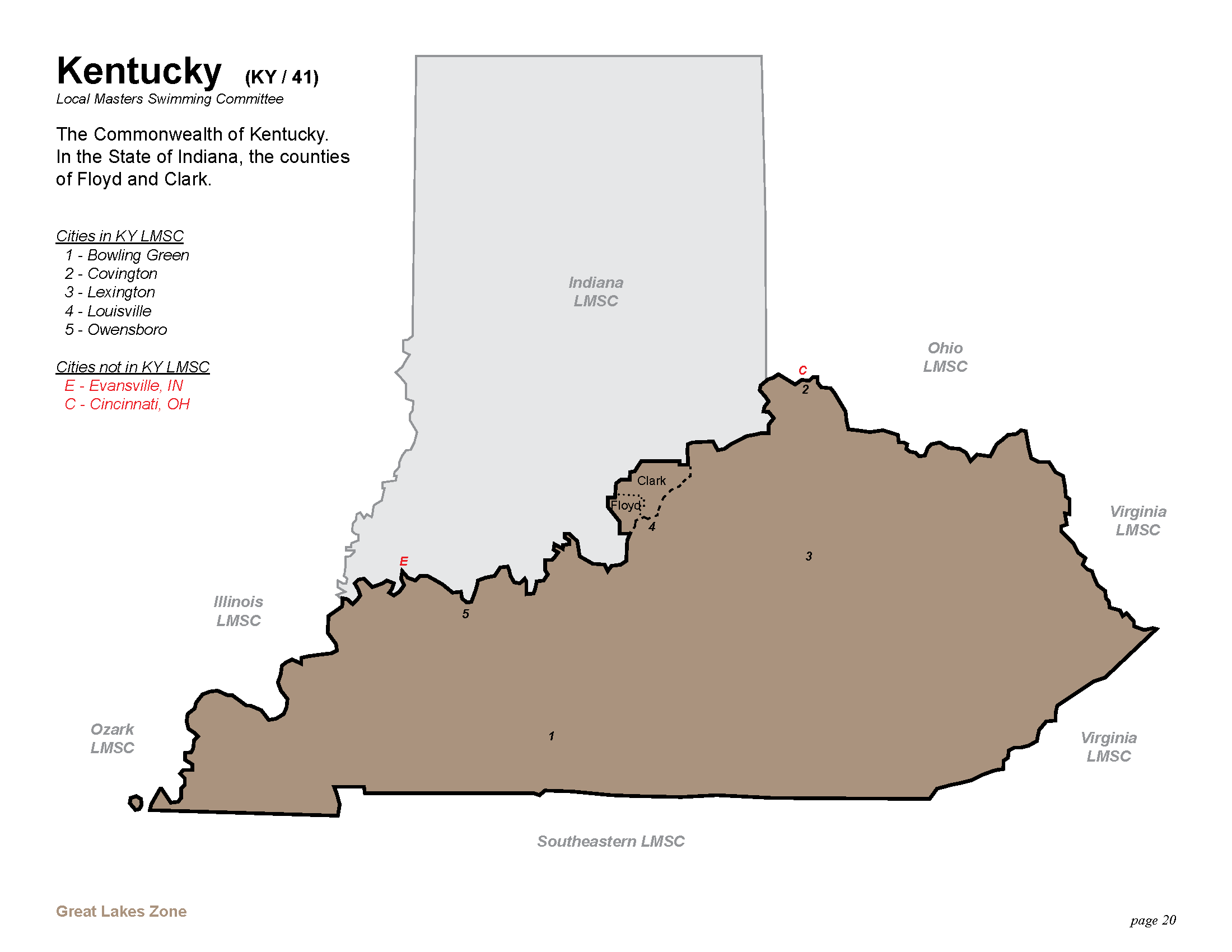 The above map provides a visual depiction of the KY-LMSC boundaries.