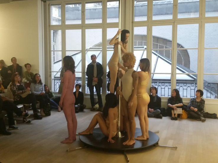 Performance donnée à la Fondation Ricard
