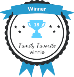 Local families picked Sky Soup Art Center for several Winnie Family Favorite awards. Thank you to everyone who voted for us!