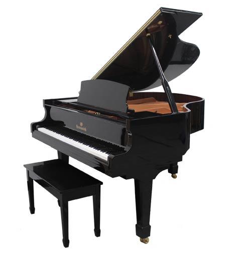 """5'6"""" Grand Piano -"""