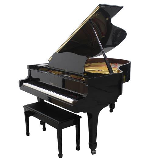 6' Model CGrand Piano -