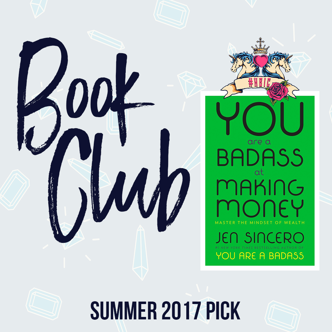 HBIC Nation Book Club Jen Sincero
