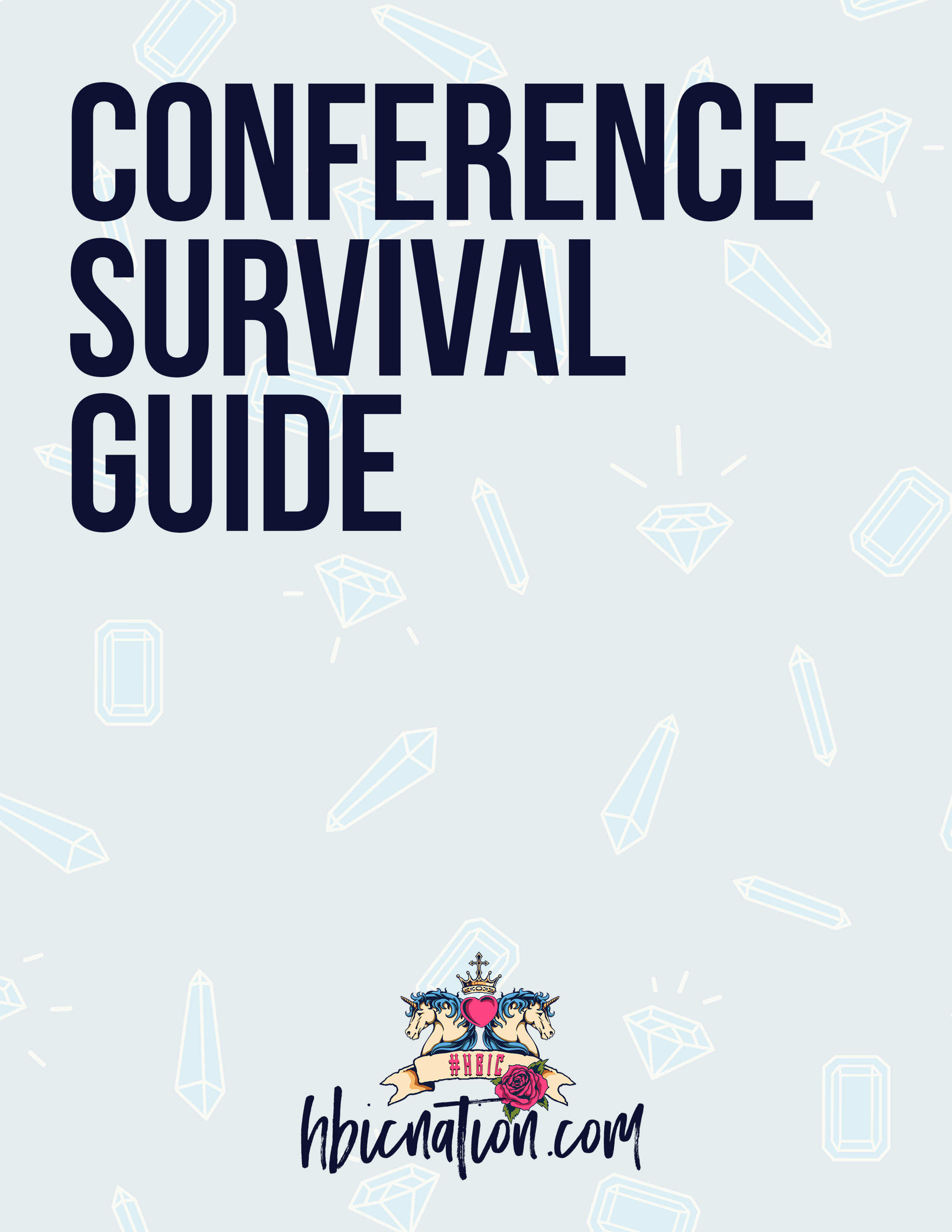 Conference Survival Guide