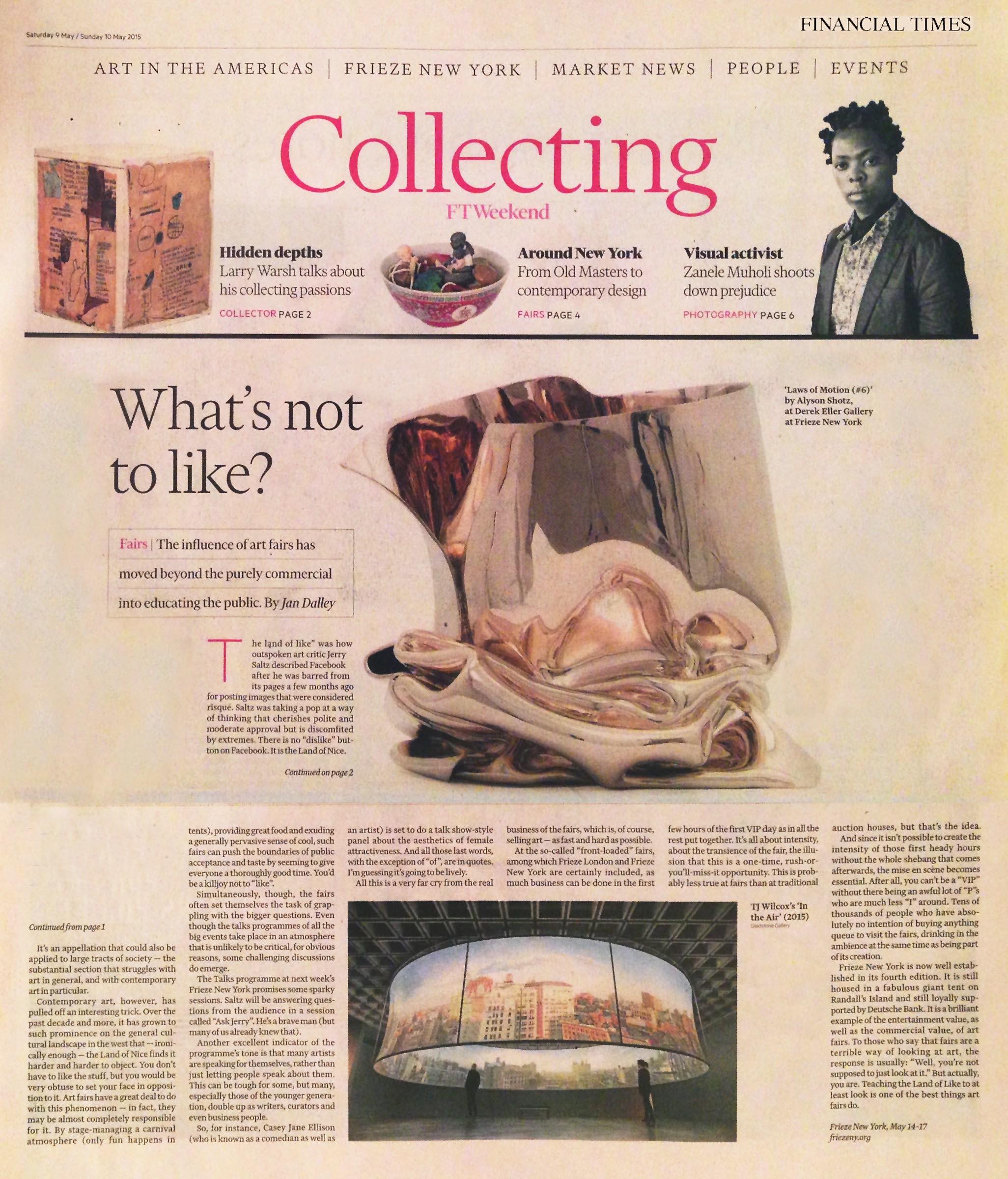 Financial Times: May, 2015